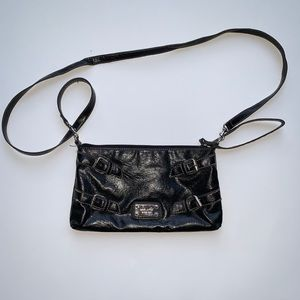 Very rare Black&Silver Nine West Bag